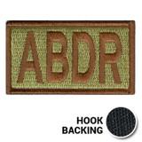 ABDR Duty Identifier Patch - OCP