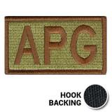APG Duty Identifier Patch - OCP