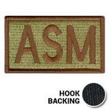 ASM Duty Identifier Patch - OCP