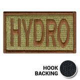 HYDRO Duty Identifier Patch - OCP