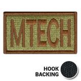 MTECH Duty Identifier Patch - OCP