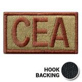 CEA Duty Identifier Patch - OCP