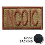 NCOIC Duty Identifier Patch - OCP