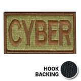 CYBER Duty Identifier Patch - OCP