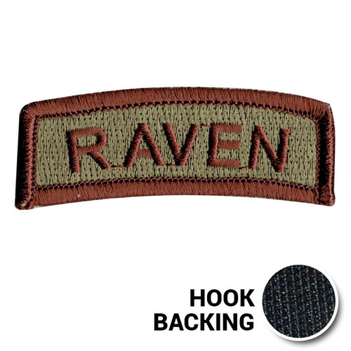 Multicam OCP Raven tab patch from Kel-Lac