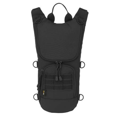 Mercury Tactical Gear Sprinter Hydration Backpack in Black