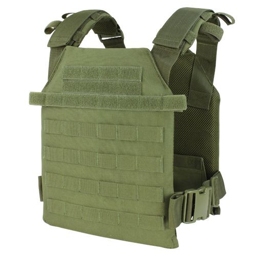 Condor Sentry Lightweight Plate Carrier in Olive Drab