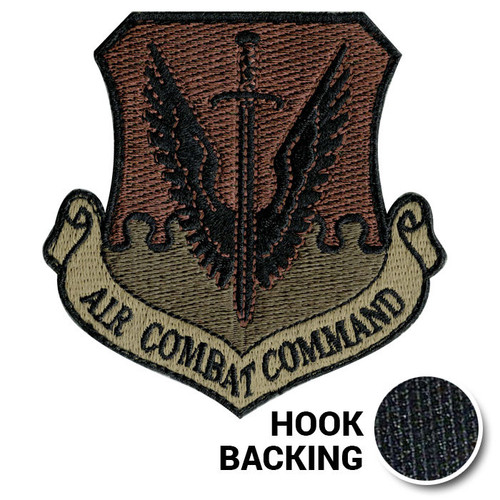 ACC Patch (Air Combat Command) - OCP