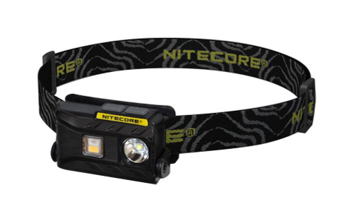 NITECORE NU25 - 360 Lumen Rechargeable Headlamp