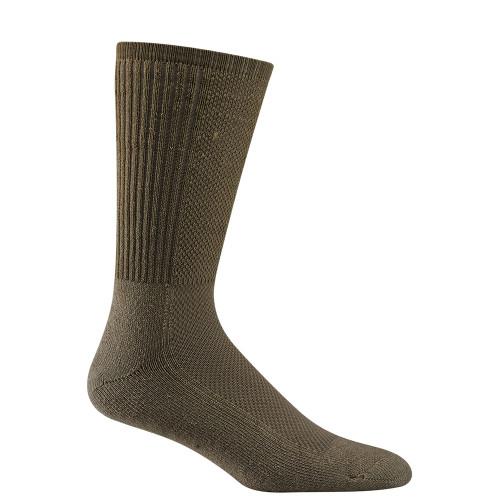 Coyote Brown Wigwam Hot Weather Combat Boot Sock
