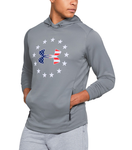 UA Freedom Tech™ Terry Tactical Hoodie