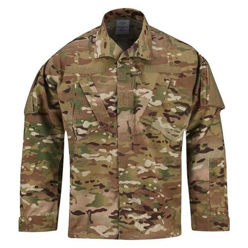 USAF OCP Uniform Scorpion ACU Coat - 50/50 NYCO
