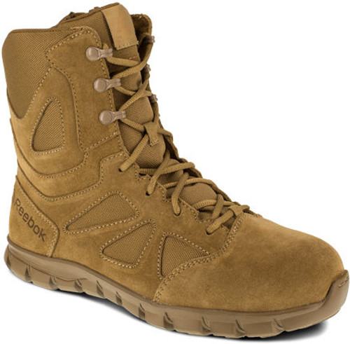 Reebok Sublite Cushion Tactical Comp Toe Boot - Coyote