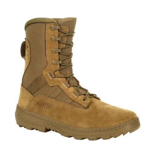 Rocky S2V Havoc Military Boot - Coyote