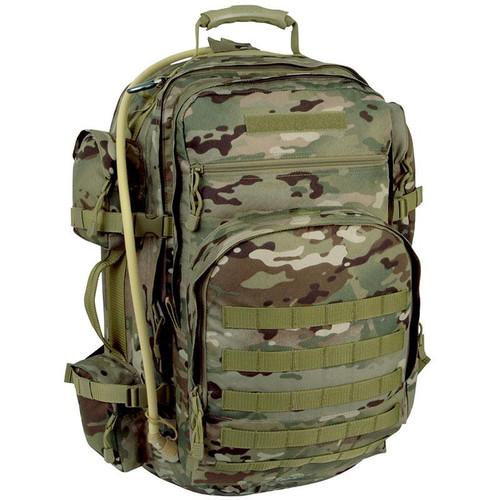 Mercury Tactical Recon Patrol Pack - Multicam