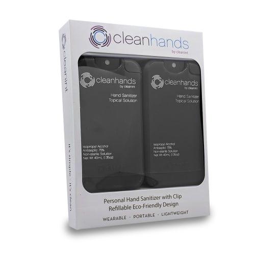 Clean Hands Hip Clip Sanitizer 2.0