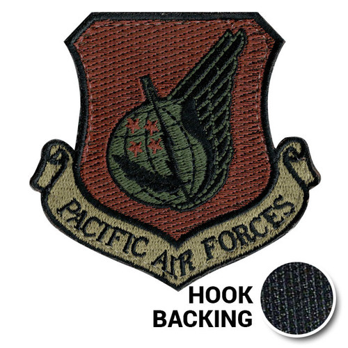 [LEGACY] PACAF Patch (Pacific Air Forces) - OCP