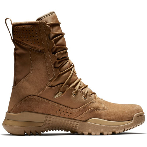 "Nike SFB Field 2 8"" Leather Tactical Boot - Coyote"