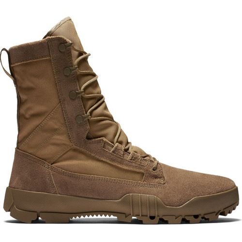 "Nike SFB Jungle 8"" Leather Tactical Boot - Coyote"