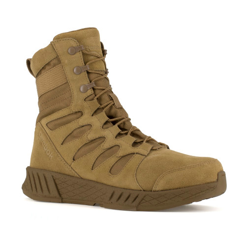 "Reebok® Floatride Energy Tactical 8"" Boot - Coyote"