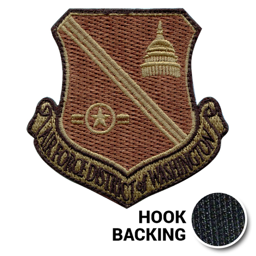 AFDW Patch (Air Force District of Washington) - OCP