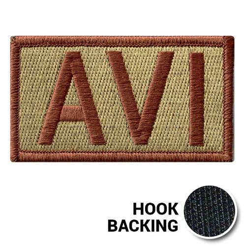 AVI Duty Identifier Patch - OCP