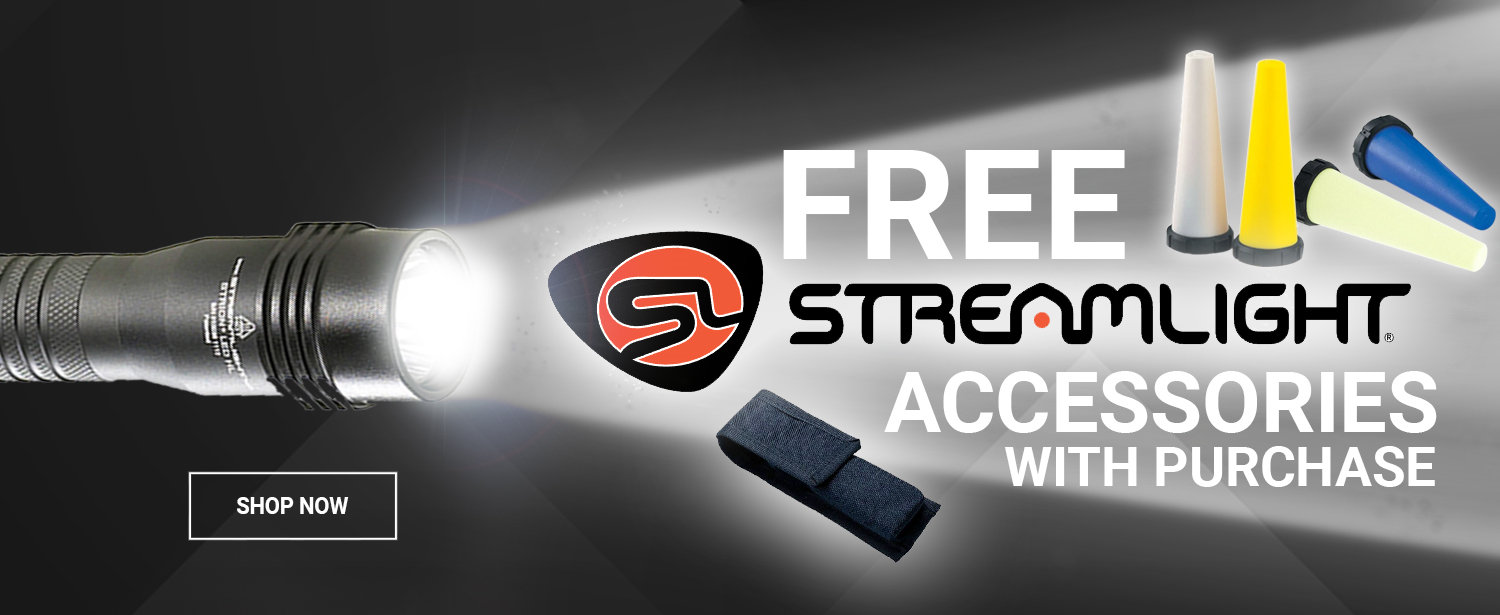 Free Streamlight Accessories