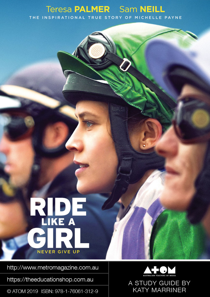 Ride Like a Girl (ATOM Study Guide)