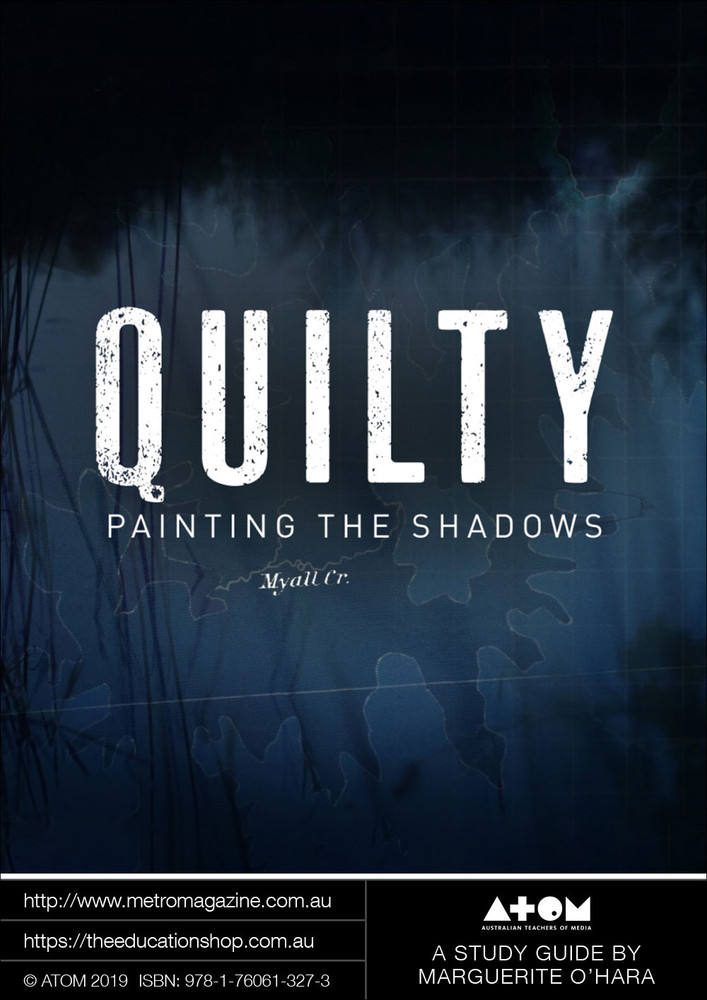 Quilty: Painting the Shadows