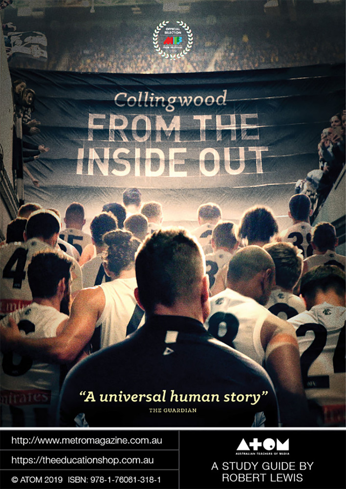 Collingwood: From the Inside Out (ATOM Study Guide)
