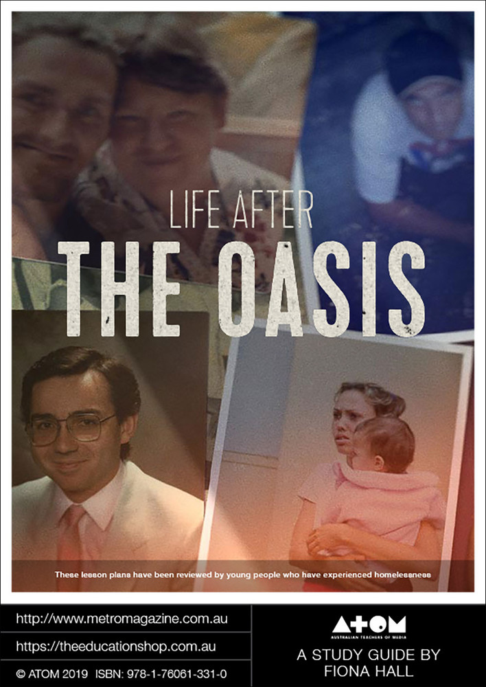 Life After The Oasis (ATOM Study Guide)
