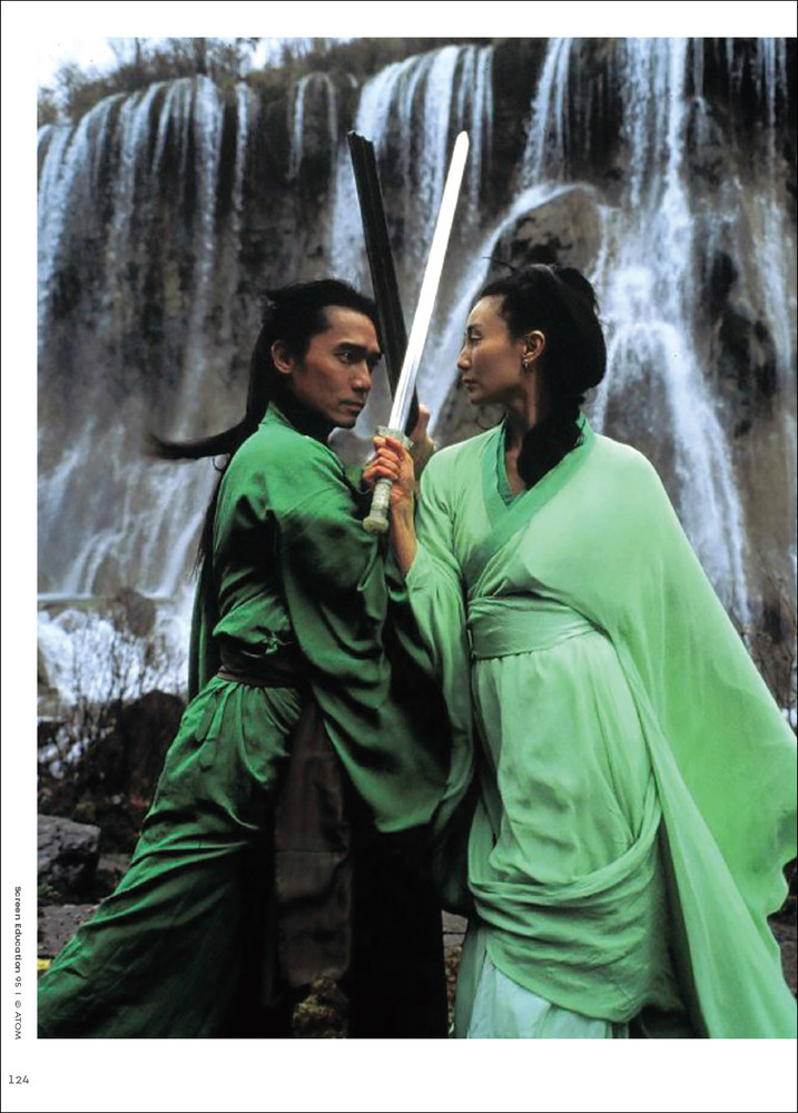 All Under Heaven: Chinese Tradition and Globalisation in 'Hero'