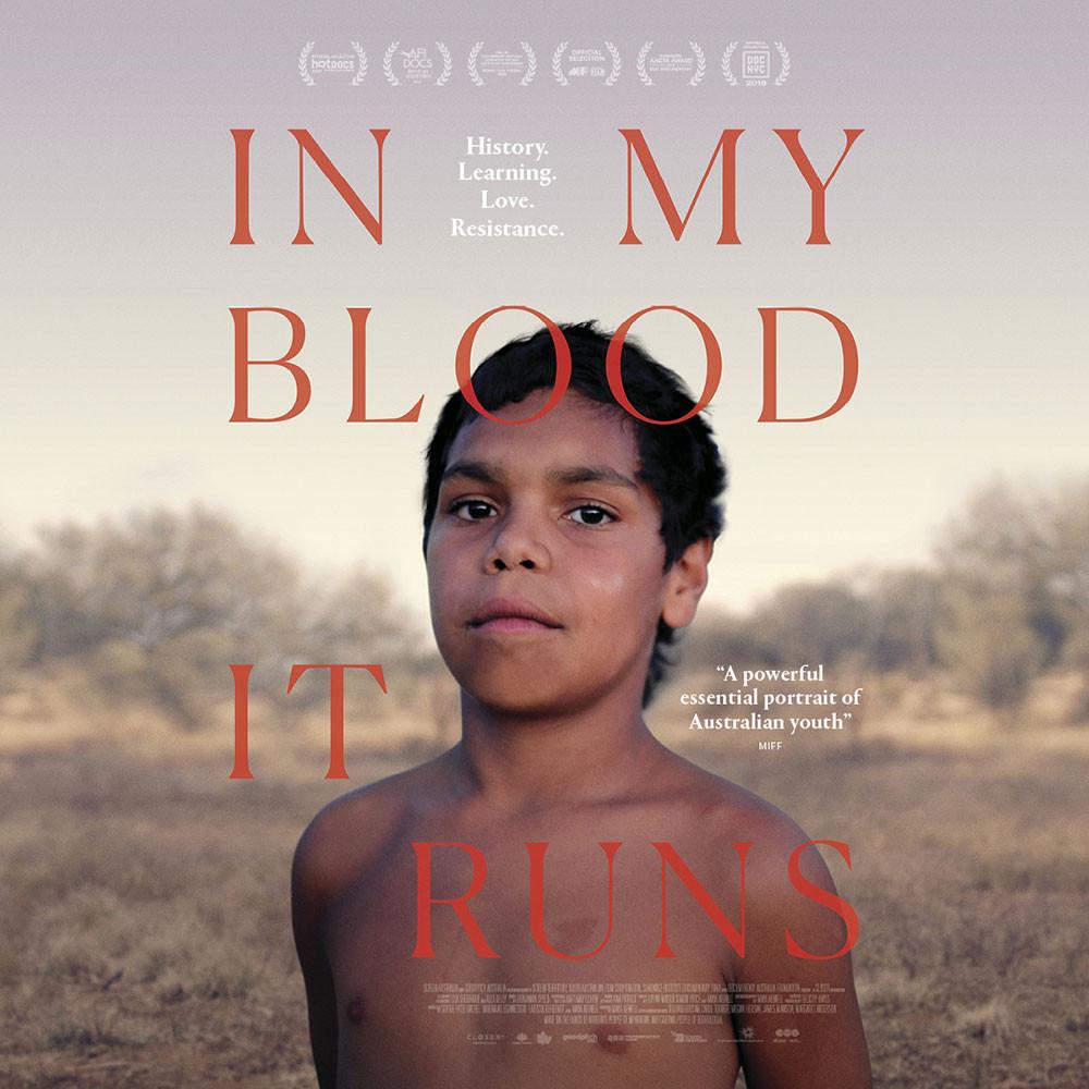 In My Blood It Runs (DVD)
