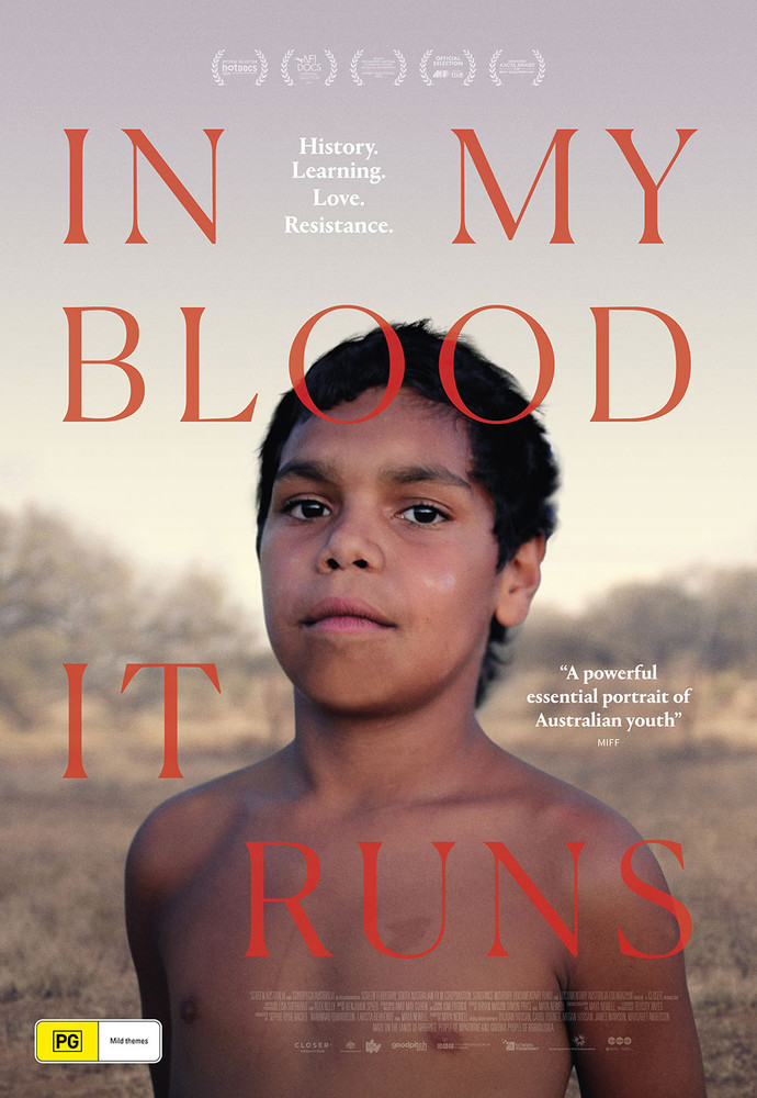 In My Blood It Runs (85-min version) (Lifetime Access)