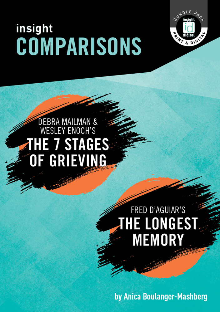 Insight Comparisons: The 7 Stages of Grieving / The Longest Memory (Print + Digital)