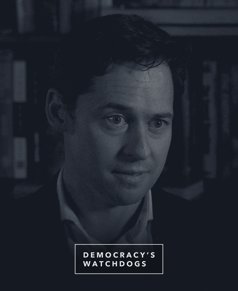 Democracy's Watchdogs: Nick McKenzie (30-Day Rental)