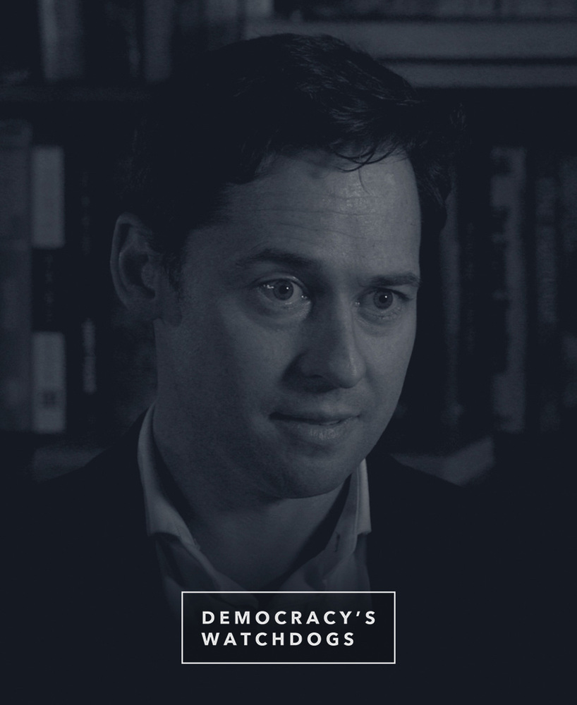 Democracy's Watchdogs: Nick McKenzie (1-Year Rental)