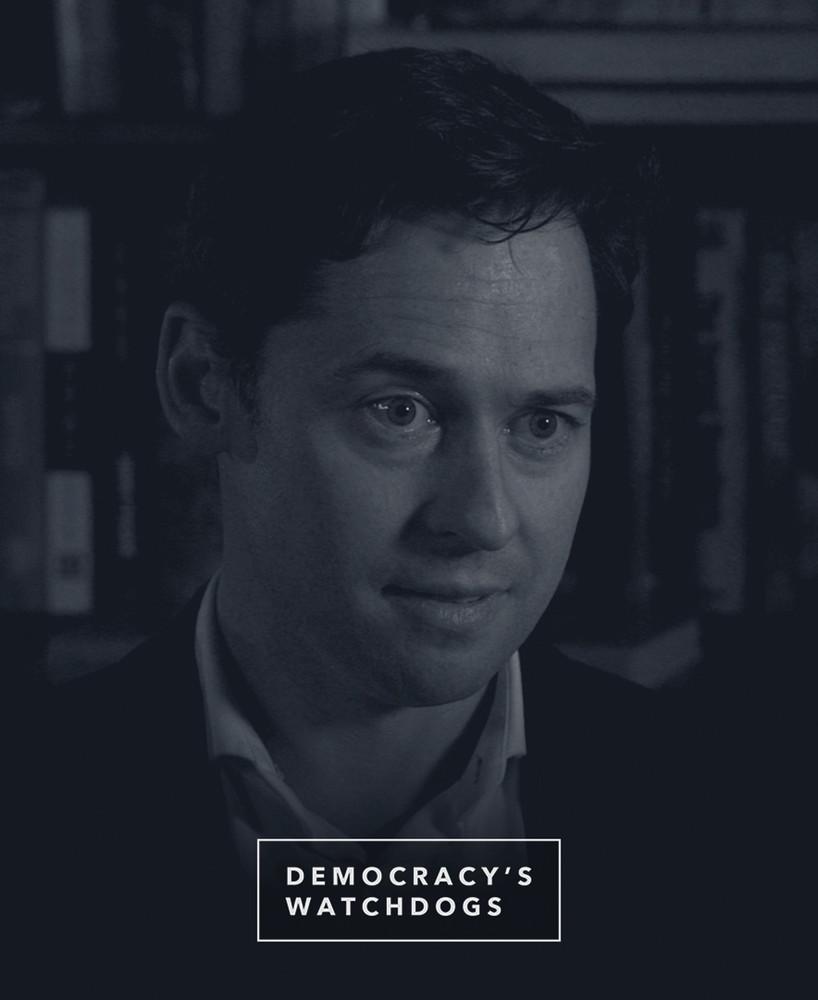 Democracy's Watchdogs: Nick McKenzie (Lifetime Access)