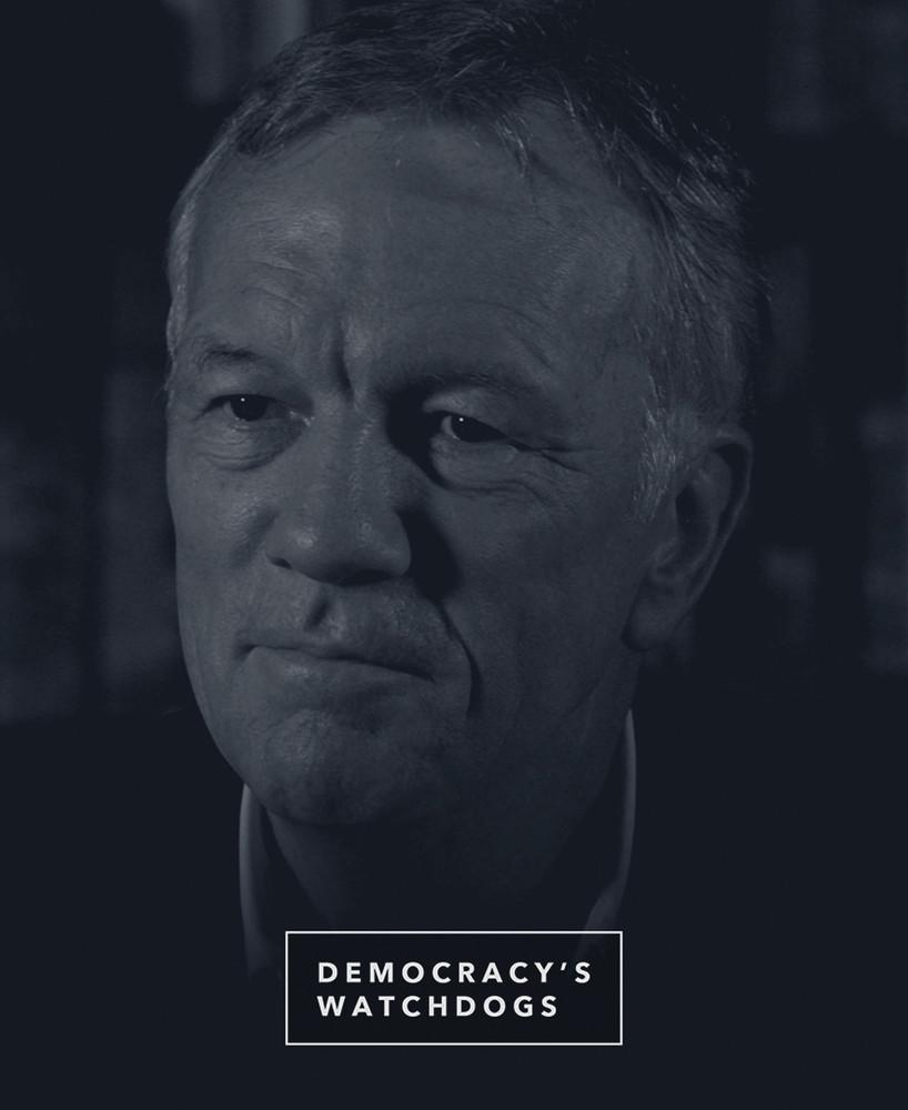 Democracy's Watchdogs: Andrew Rule (1-Year Rental)