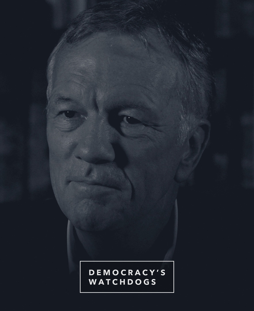 Democracy's Watchdogs: Andrew Rule (Lifetime Access)