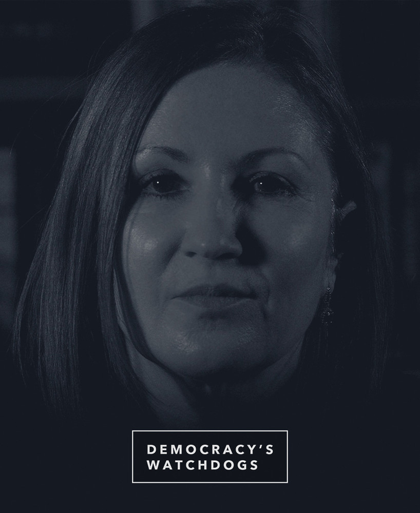 Democracy's Watchdogs: Adele Ferguson (Lifetime Access)