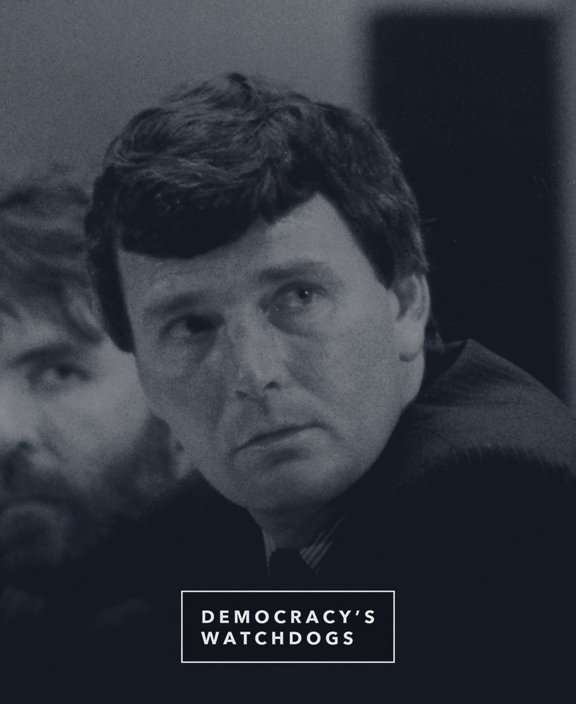 Democracy's Watchdogs: David Wilson (7-Day Rental)