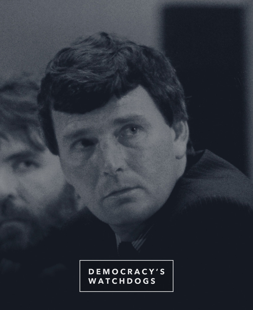 Democracy's Watchdogs: David Wilson (30-Day Rental)