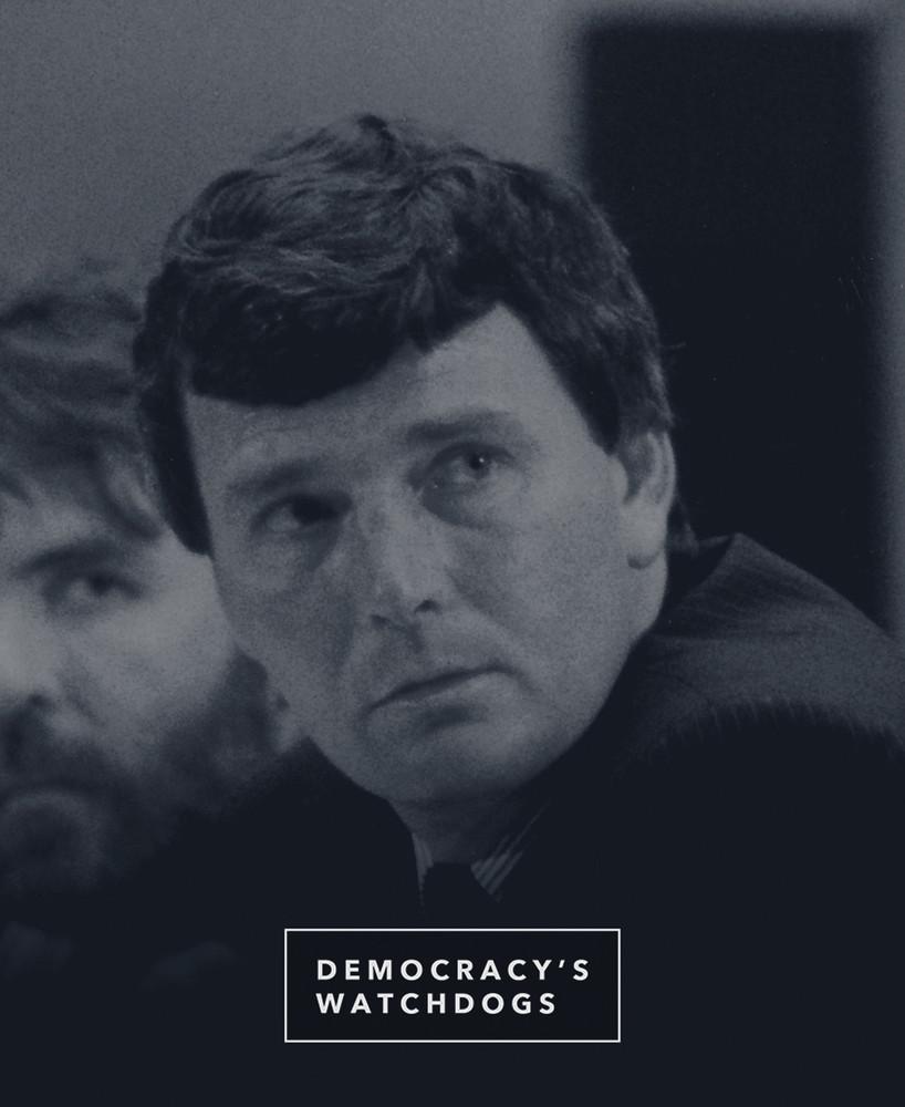 Democracy's Watchdogs: David Wilson (1-Year Rental)