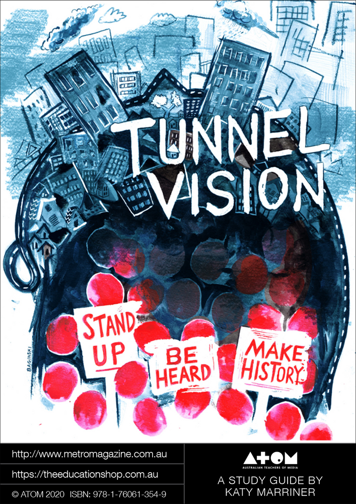 Tunnel Vision (ATOM Study Guide)