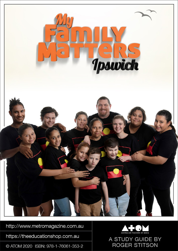 My Family Matters Ipswich (ATOM Study Guide)