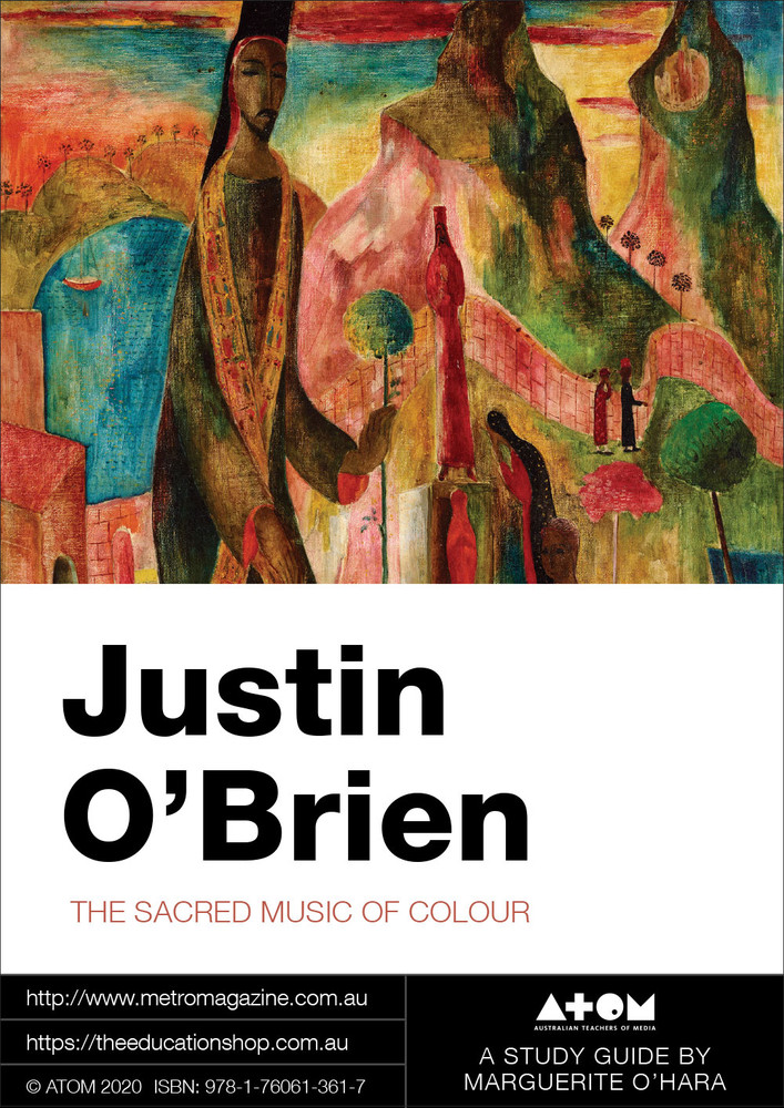 Justin O'Brien - The Sacred Music of Colour (ATOM Study Guide)
