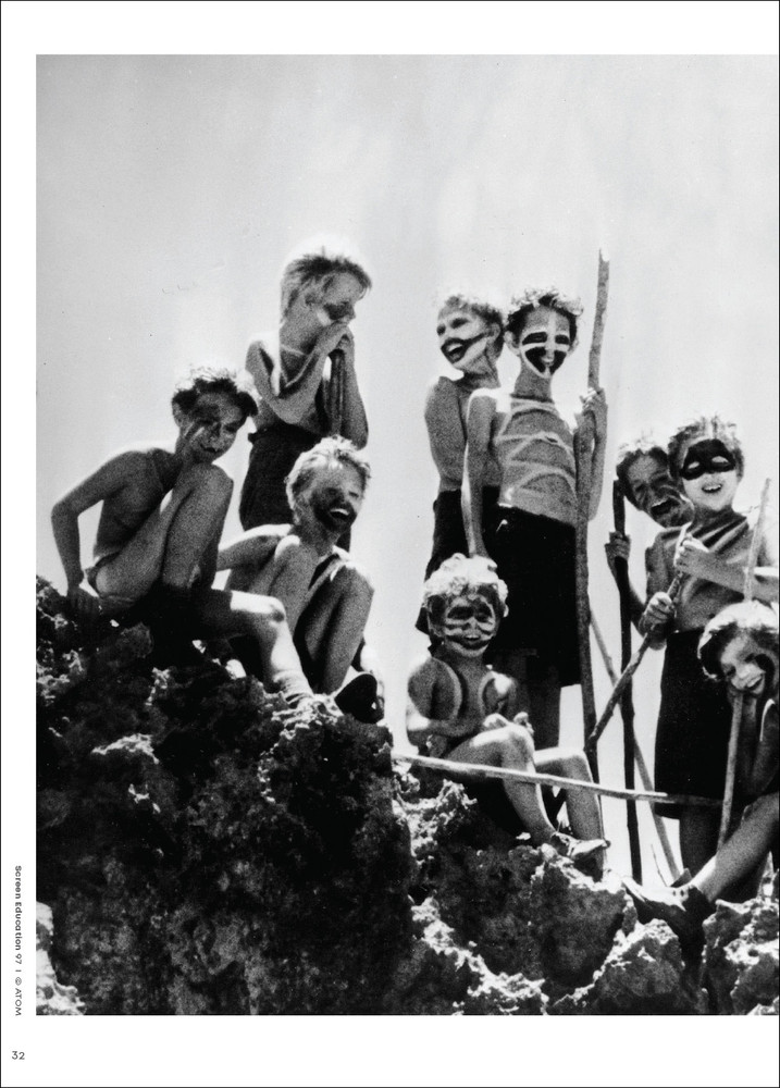 The Mark of the Beast: Civilisation and Morality in 'Lord of the Flies'
