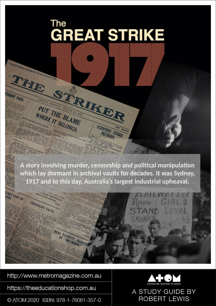Great Strike 1917, The (ATOM Study Guide)