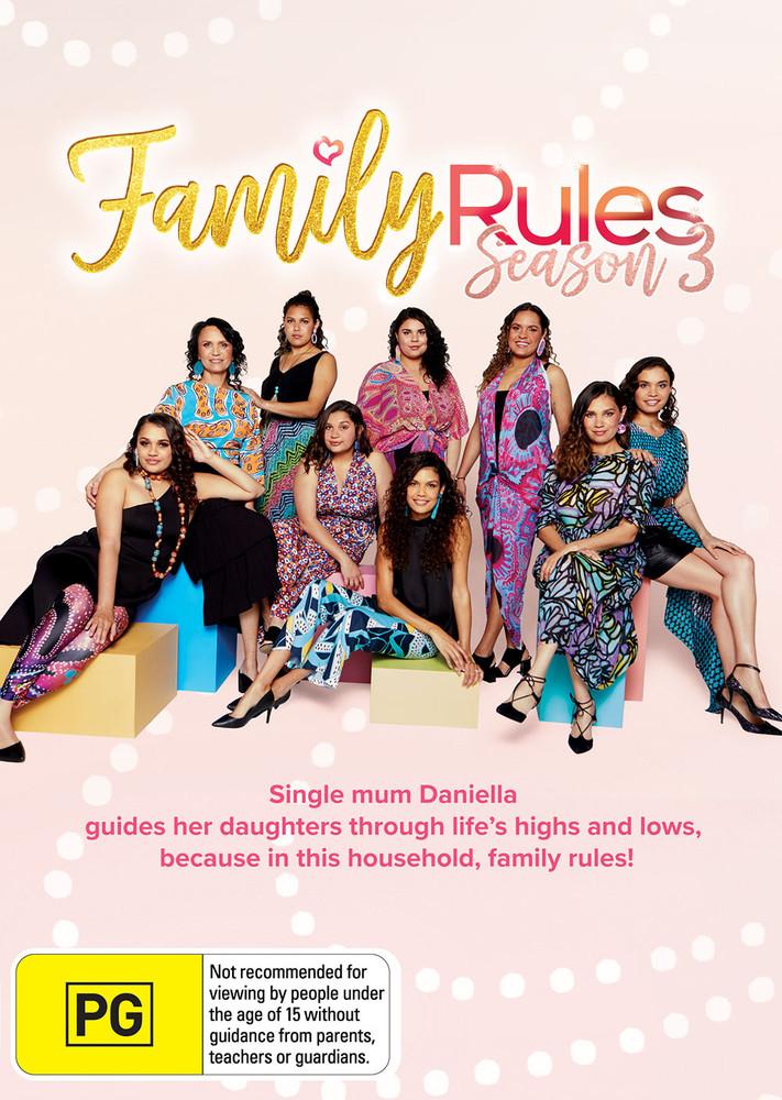 Family Rules - Season 3